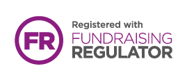 Spectrum are registered with the Fundraising Regulator