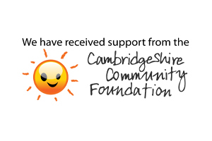 Supported by Cambridgeshire Community Foundation
