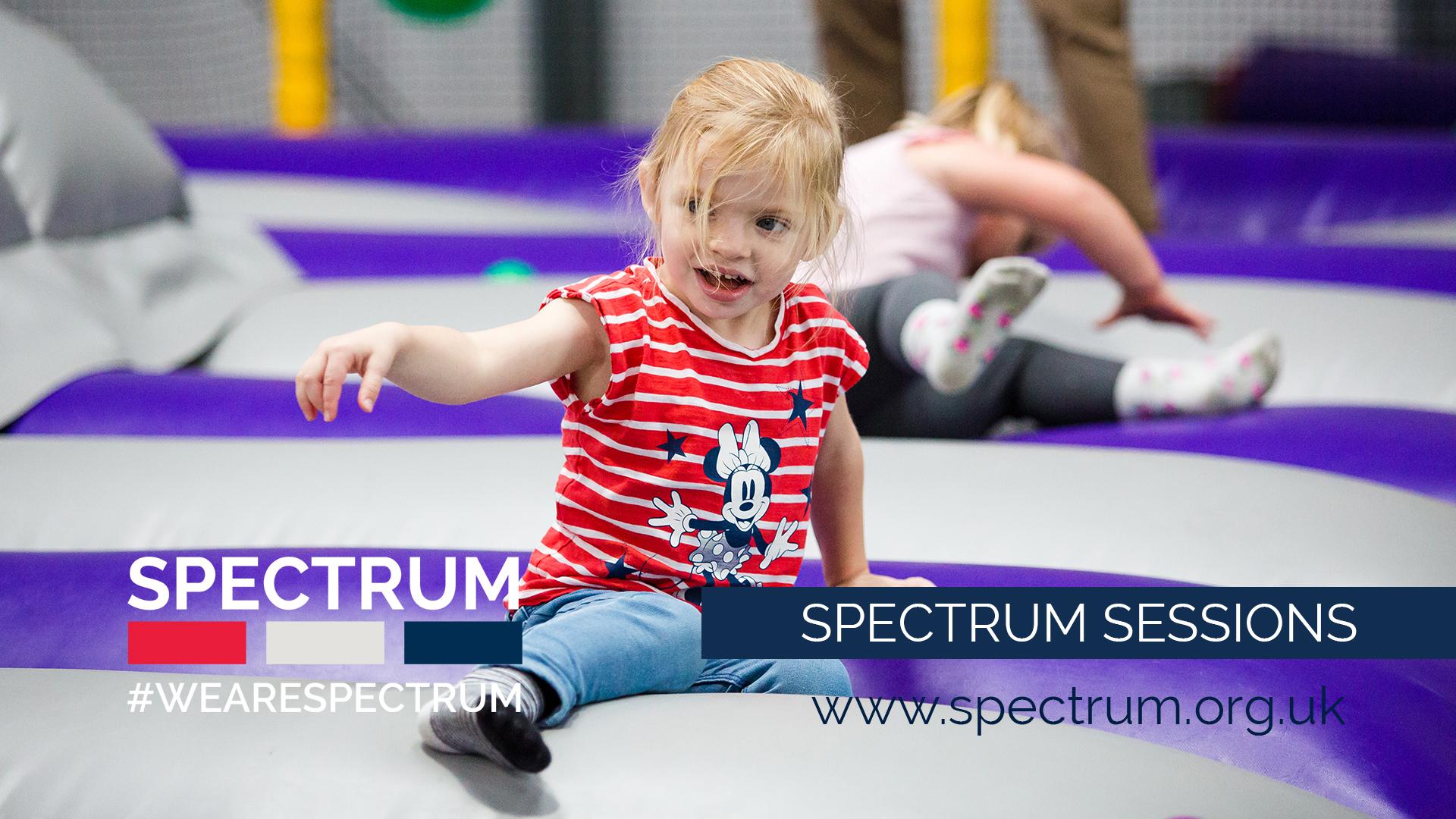 Sessions at Spectrum