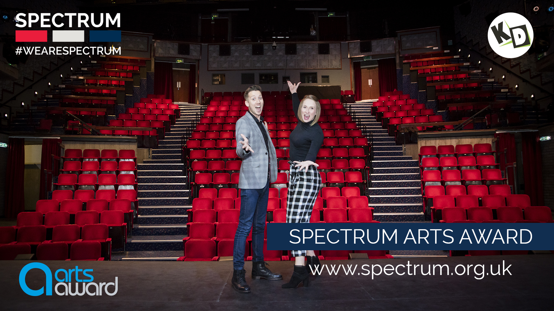 Spectrum Arts Award
