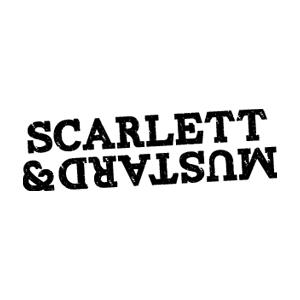 Scarlett and Mustard