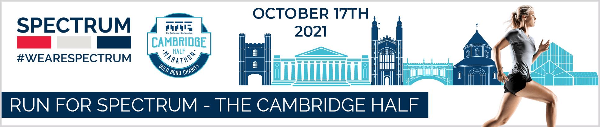 Cambridge Half 2021